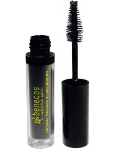 Natural Mascara Vegan Wonder - STEEL GREY - Benecos -