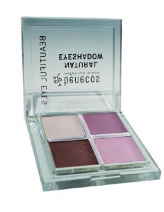Natural Quattro Eyeshadow - BEAUTIFUL EYES - Benecos -