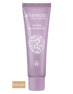 Natural BB Cream - BEIGE - Benecos -