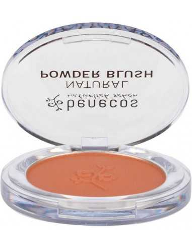 Compact blush - TOASTED TOFFEE - Benecos -
