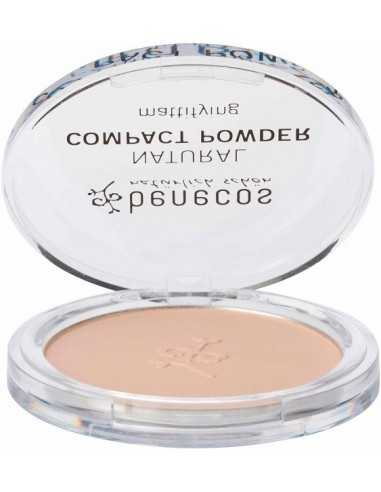 Natural Compact Powder - SAND - Benecos -