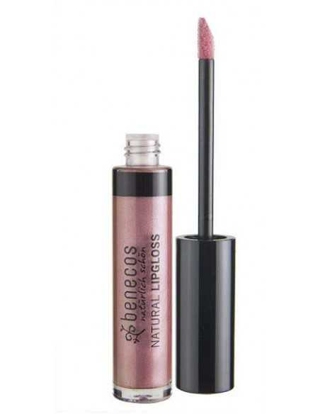 Natural Lipgloss - ROSE - Benecos -