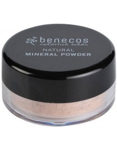 Natural Mineral Powder - Medium Beige - Benecos -