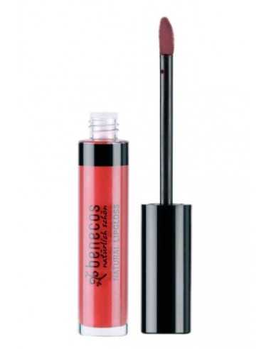 Natural Lipgloss - FLAMINGO - Benecos -