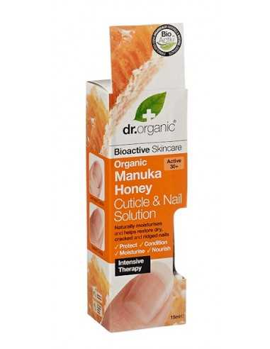 Organic Manuka Honey Cuticle Repair - Dr Organic -