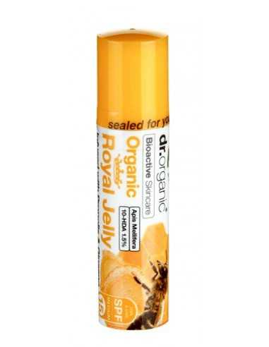 Organic Royal Jelly - Lip Balm - Dr Organic -
