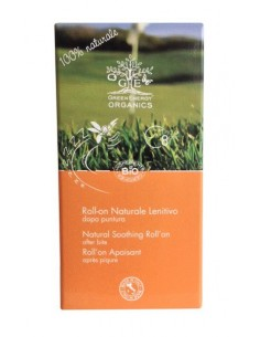 Roll-on Naturale - Lenitivo dopo puntura - Green Energy Organics -