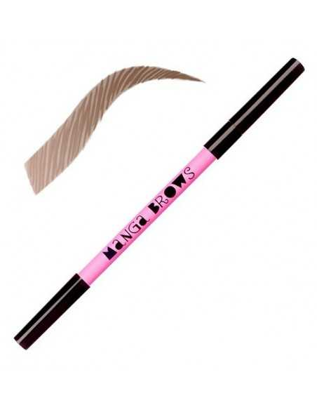 Manga Brows ASH BLONDE & COLD BROWN - Neve Cosmetics -