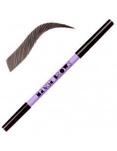 Manga Brows DEEP EBONY & PURE BLACK - Neve Cosmetics -