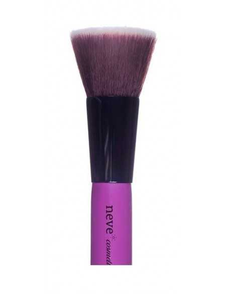 Pennello PURPLE FLAT - Neve Cosmetics -