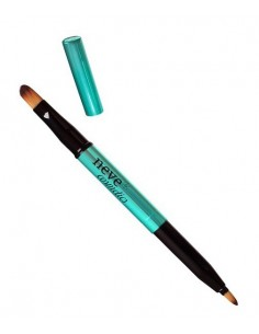 Pennello TWIN TRAVEL BRUSH - Neve Cosmetics -
