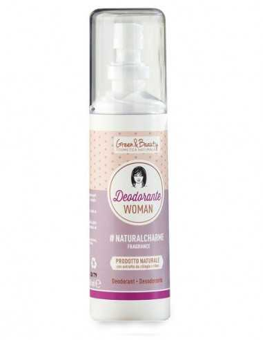 Deodorante Spray Donna - Green&Beauty -