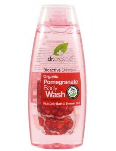 Body Wash Melograno - Dr Organic -