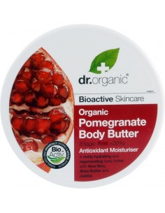 Body Butter Melograno - Dr Organic -