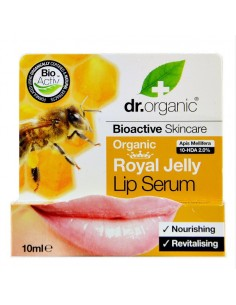 Organic Royal Jelly - Lip Serum - Dr Organic -