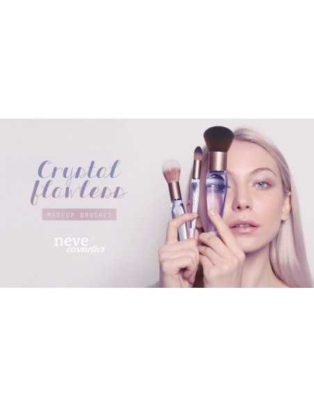 Pennello Crystal - BLUSH - Neve Cosmetics -