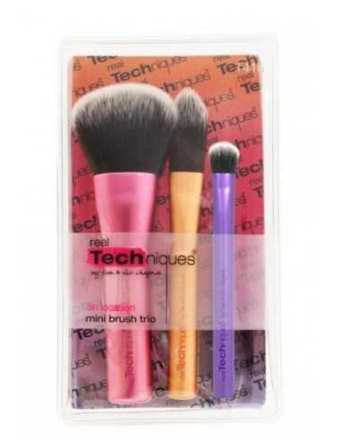 Mini Brush Set touch-up - Real Techniques -