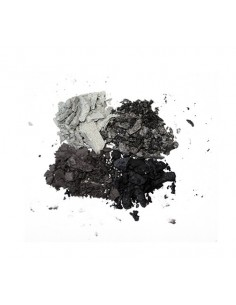 Natural Quattro Eyeshadow - SMOKEY EYES - Benecos -