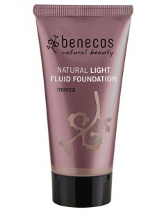 Natural Light Fluid Foundation - Benecos -