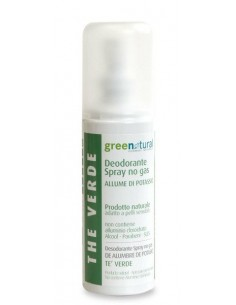 Deodorante Spray The Verde - Greenatural -
