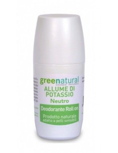 Deodorante Roll On Neutro - Greenatural -