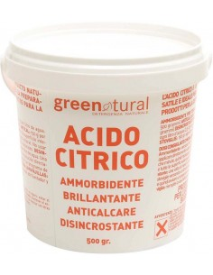 Acido Citrico - Greenatural -