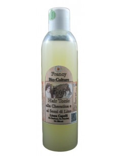 Hair tonic alla Cheratina e ai Semi di Lino - Francy Bio-Culture -