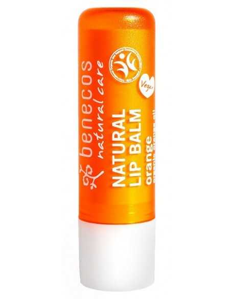 Natural Lipbalm ORANGE - Benecos -
