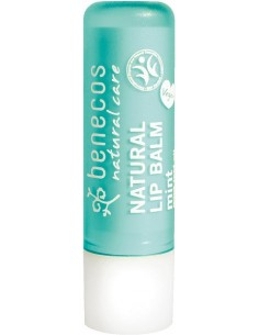 Natural Lipbalm MINT - Benecos -