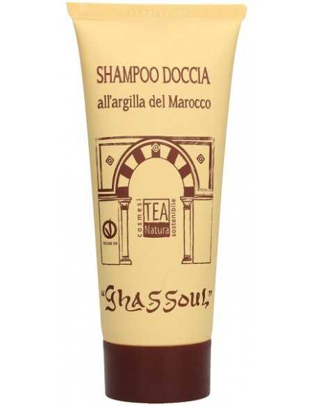 "Shampoo Doccia all'Argilla ""Ghassoul"" - Tea Natura"