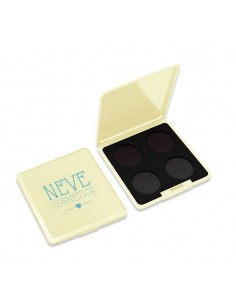 Palette personalizzabile da 4 Lemon Light - Neve Cosmetics -
