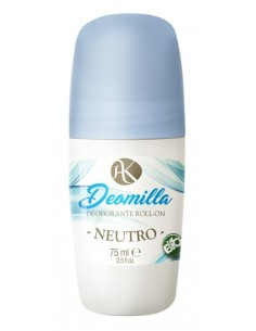 Deodorante Roll On - Neutro - Alkemillia