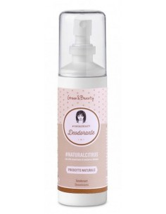 Deodorante Spray Donna NaturalCitrus - Green&Beauty -
