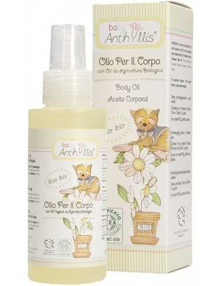 Olio corpo baby - Anthyllis -