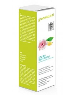 Dentifricio Eco Bio - Greenatural -
