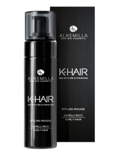 Styling Mousse - K-HAIR - Alkemilla