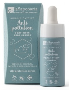 Siero Bio Attivo anti pollution - La Saponaria