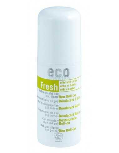 Deo Roll-on Melograno & Bacche di Goji - Eco Cosmetics