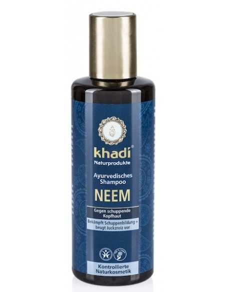 Shampoo Antiforfora Neem 210ml - Khadi
