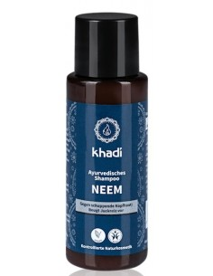 Shampoo Antiforfora Neem 30ML - Khadi