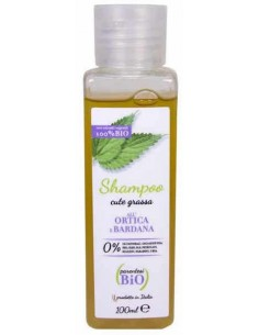 Shampoo cute grassa 100ml - Parentesi Bio