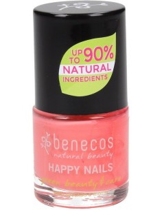 Nail Polish Smalto - Peach Sorbet - Benecos