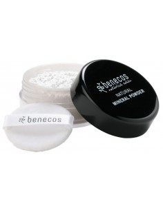 Natural Mineral Powder Translucent - Benecos