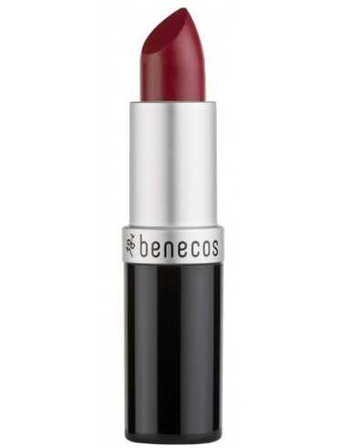 Rossetto Natural Lipstick JUST RED - Benecos