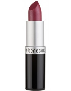Rossetto Natural Lipstick PINK ROSE - Benecos