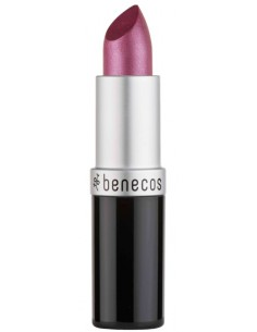 Rossetto Natural Lipstick HOT PINK - Benecos